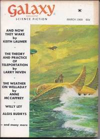 GALAXY Science Fiction: March, Mar. 1969