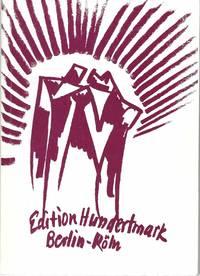 Edition Hundertmark, Berlin/Köln, 1981