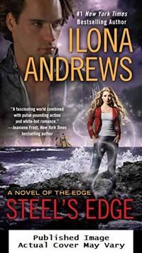 Steel's Edge (The Edge, Book 4)