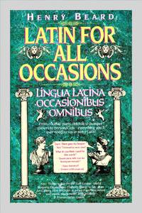image of Latin For All Occasions. Hardcover in Dust Jacket