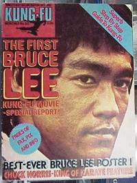 Kung-Fu Monthly No. 10 (Bruce Lee Poster)