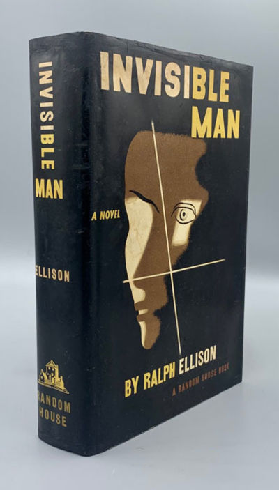 Invisible Man (First edition with a...