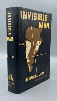 image of Invisible Man (First edition with a clipped signature laid in)
