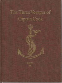 THE THREE VOYAGES OF CAPTAIN COOK.