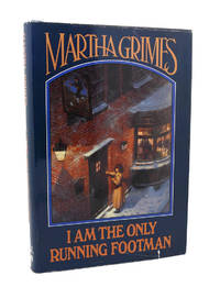 image of I AM THE ONLY RUNNING FOOTMAN