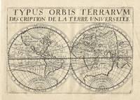 Typus Orbis Terrarum description de la Terre Universelle