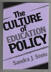 image of The Culture of Education Policy