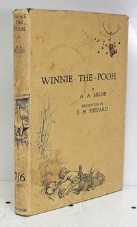 Winnie the Pooh by A A Milne - Hardcover - Eleventh Edition - 1931 - from Lasting Words Ltd (SKU: 019759)