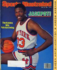 Sports Illustrated Magazine, May 20, 1985 (Vol 62, No. 20) : Jackpot! The  Knicks Win Patrick Ewing