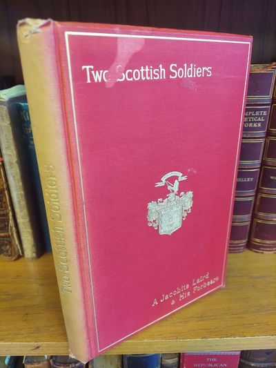 Aberdeen: D. Wyllie & Son, 1888. Hardcover. Octavo; 162 pages; G; Bound in red cloth with gilt lette...