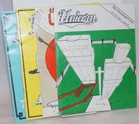 Unicorn [4 issues] Vol. II, No. 1, 2, 3, and Vol. III, No. 1; (Rensselaer Polytechnic Institute humor magazine)
