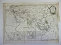 image of Carte Pour Servir a L'Historie Philosophique et Politique Des Esablissemens et Du Des Europeens Dans Les Deux Indies