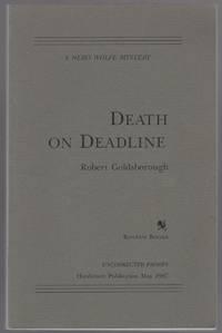 image of Death on Deadline
