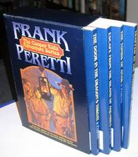 Cooper Kids Adventure Series (4 volume set in slipcase/box): 1. The Door in the Dragon's Throat 2. Escape from the Island of Aquarius  3. The Tombs of Anak 4. Trapped at the Bottom of the Sea