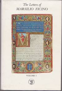 image of THE LETTERS OF MARSILIO FICINO. VOLUME ONE