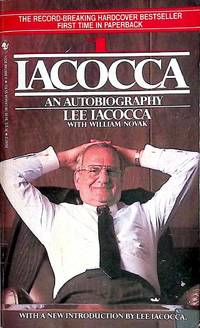 Iacocca: An Autobiography by  William  Lee; Novak  - Paperback  - 1986-06-01  - from Kayleighbug Books (SKU: kb017109)