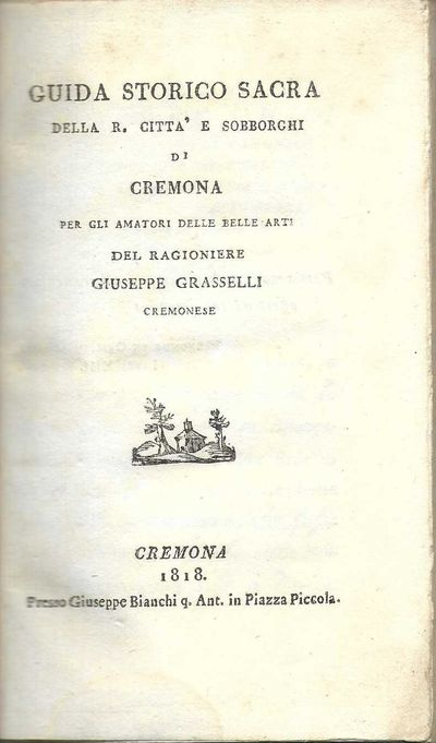 Woodcut vignette on title. 197, p. Small 8vo, late 19th-cent. cloth-backed marbled boards (covers a ...