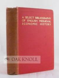 London: P.S. King & Son, 1914. cloth. 8vo. cloth. xiii, 350, (8) pages. First edition (Besterman 180...