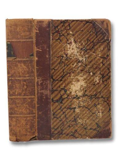Bradbury & Evans, 1857. First Edition. Half-Leather. Fair/No Jacket. Browne, H.K. . First edition (t...