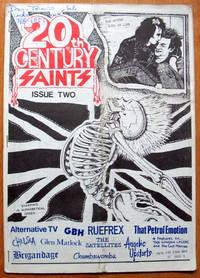 image of 20th Century Saints Issue Two. Alternative Music Fanzine.