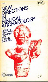 image of New Directions in Biblical Archaeology