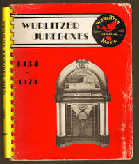Wurlitzer Jukeboxes and Other Nice Things 1934-1974