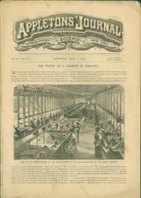 Appleton's Journal, July 9, 1870. The Watch As A Growth of Industry