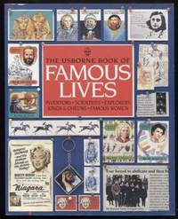 The Usborne Book of Famous Lives  ; Famous Lives Series