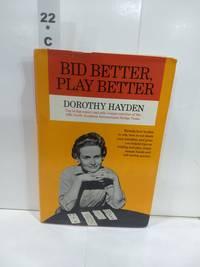 image of Bid Better, Play Better