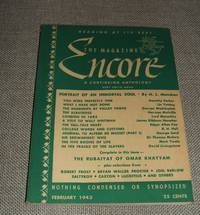 image of The Magazine Encore for February 1943