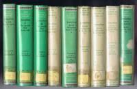 Josephus in Nine Volumes: The Life Against Apion; The Jewish War, Books I-III and IV-VII; Jewish Antiquities Books I-IV, V-VIII, IX-XI, XII-XIV, XV-XVII and XVIII-XX. Complete