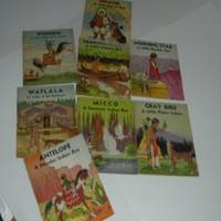 MY INDIAN LIBRARY 8 VOLS. By THE PLATT & MUNK CO.