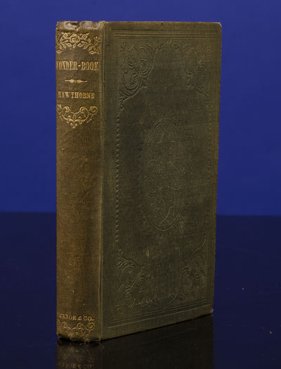 Boston: Ticknor, Reed, and Fields, 1852. First Edition, First Printing of Nathaniel Hawthorne's Most...