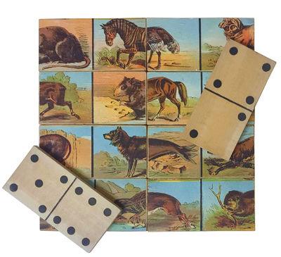 Noah's Dominoes