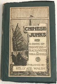 Chinese junks: a book of drawings in black & white