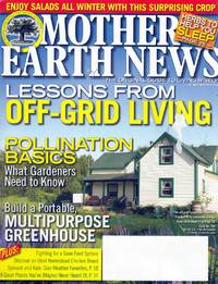 Mother Earth News October/November 2014