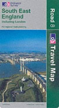 South East England Including London (Road Map)