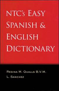 NTC's Easy Spanish and English Dictionary