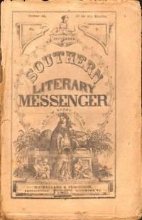 Southern Literary Messenger Vol. 37. No. 9 (September 1863)