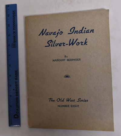 Denver, CO: John Vanmale, 1936. First Edition. Paperback. VG-. Minor soiling, creasing, wear to cove...