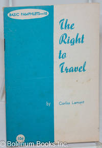 image of The Right to Travel