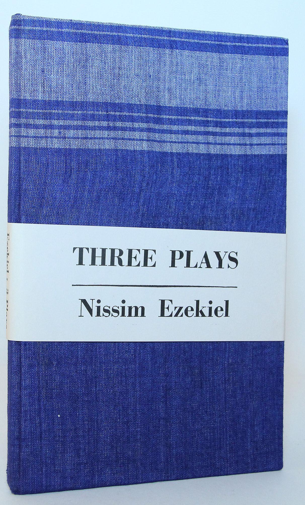 Three Plays, Nissim Ezekiel - Nalini: A Comedy in Three Acts