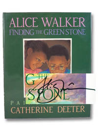 Finding the Green Stone by  Alice Walker - Signed First Edition - 1988 - from Yesterday's Muse, ABAA, ILAB, IOBA and Biblio.com