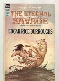 image of THE ETERNAL SAVAGE: ORIGINAL TITLE: THE ETERNAL LOVER