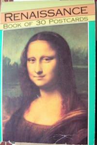 Renaissance Book of 30 Postcards.