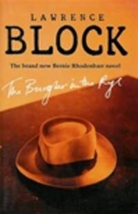 Block, Lawrence | Burglar in the Rye, The | Signed First Edition UK Copy
