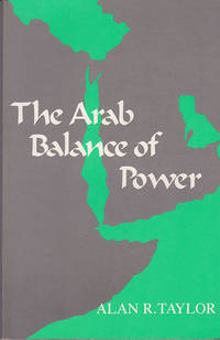 The Arab Balance of Power (Contemporary Issues in the Middle East)