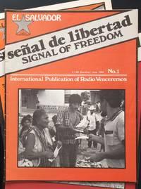 image of Signal of freedom / Señal de libertad: international publication of Radio Venceremos [three issues]