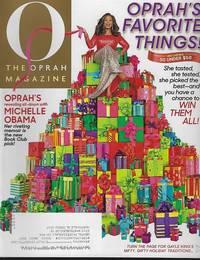 image of O THE OPRAH MAGAZINE DECEMBER 2018