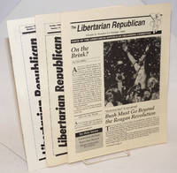 Libertarian Republican [three issues]